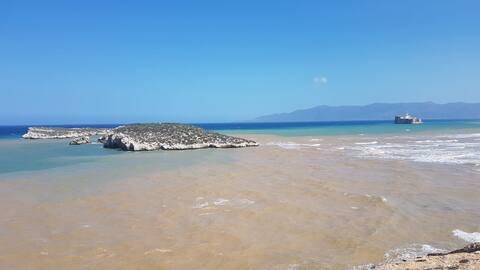 Beau appartement à la plage de Ajdir, El Hoceima
