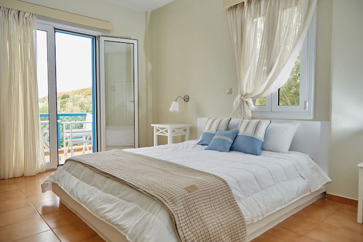 Apartment at Aelia - Achla - Άγιος Πετρος - Apartment