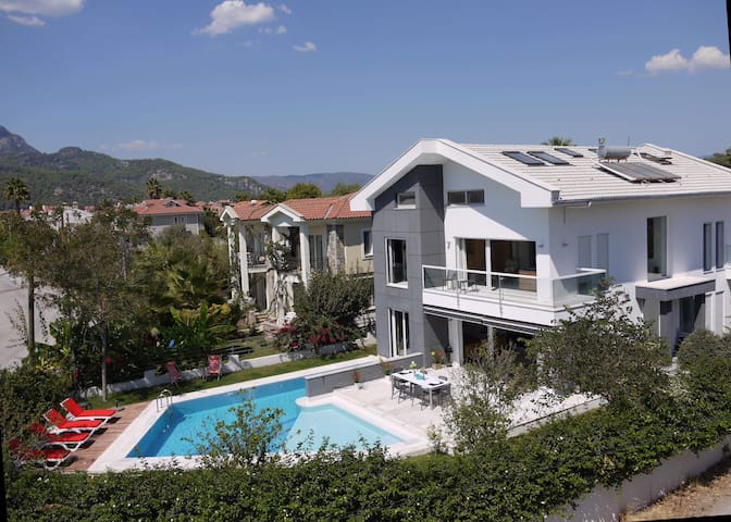Beautiful rooms in family run villa in Dalyan.