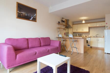 Spacious apartment in City Centre - Glasgow