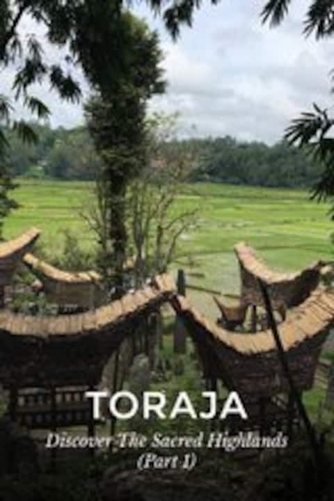 Toraja District is a Sacred Highland in Sulawesi