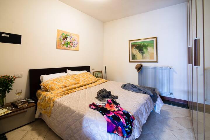 C5 GRAZIOSO BILOCALE PIANO TERRA CON GIARDINO - Bonisiolo - Apartment