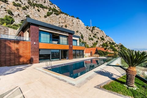 ★ULTRA LUX VILLA★ IN/OUT SWIMMING POOL-HAMMAM-SPA
