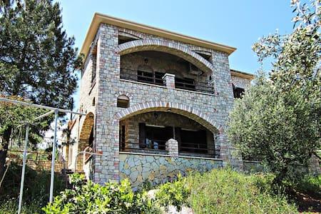 Olive Grove stonemade Residency - Petalidi - Talo