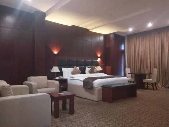 Best Western Plus Enugu-Deluxe Room
