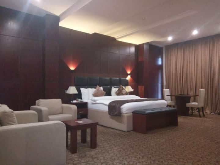 Best Western Plus Enugu-Deluxe Room