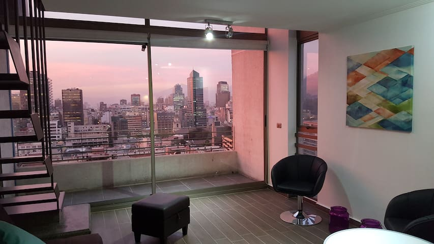 SANTIAGO DOWNTOWN LOFT