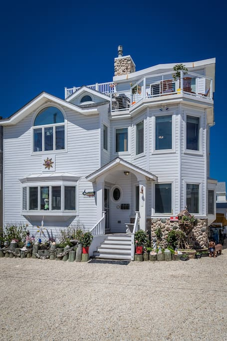 Beach House Retreats on LBI, NJ and The Wed and Bed Milestone Event Planning- we look forward to booking you!