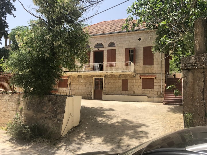 Rashaya House built in 1881