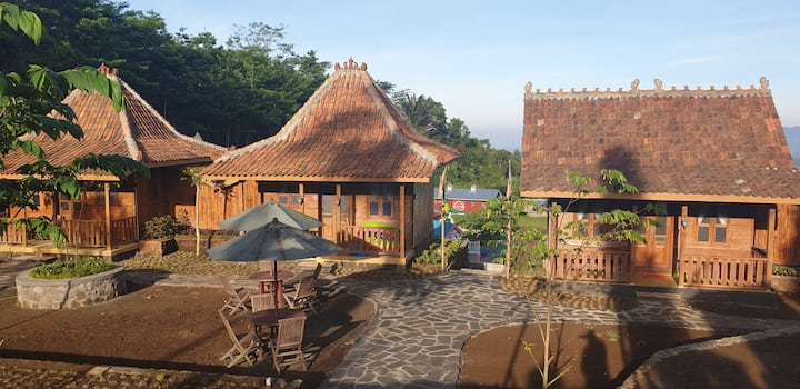 Le Desa Resort - A traditional house