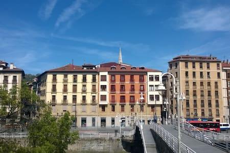 Studio in Casco Viejo with views - Bilbao - Apartemen