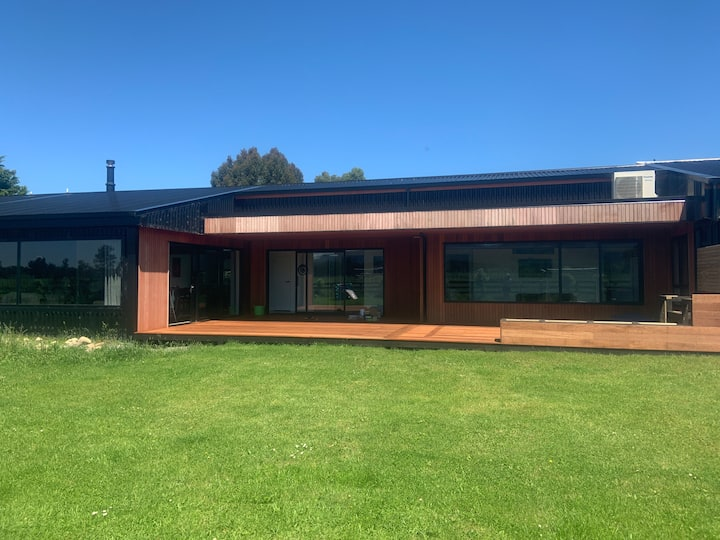 Lovely new build home close to Greytown.