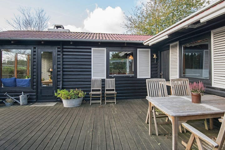 Elegant Holiday Home in Fredericia near Sea