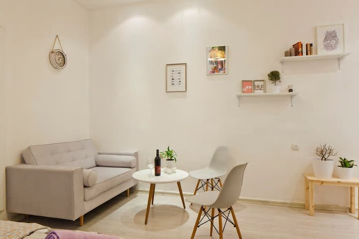 Apartment next to the beach  - Tel Aviv-Yafo - Departamento