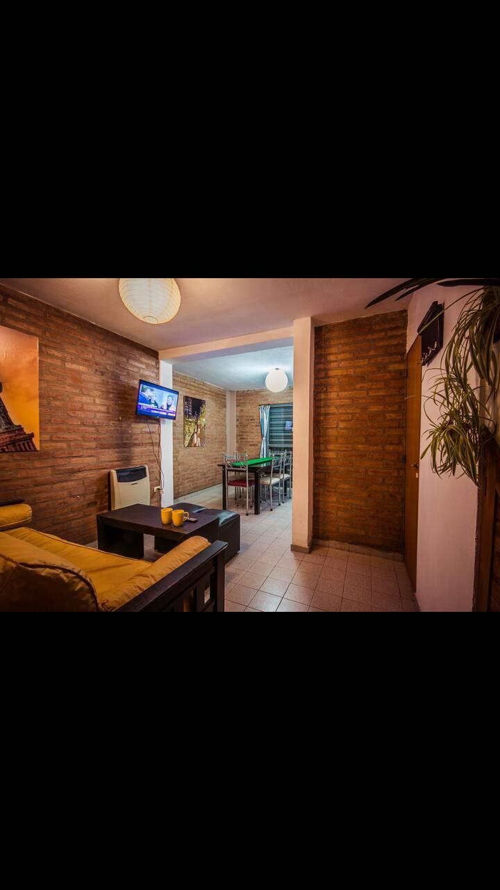 Duplex en Alquiler Temporario en  V. Carlos Paz.