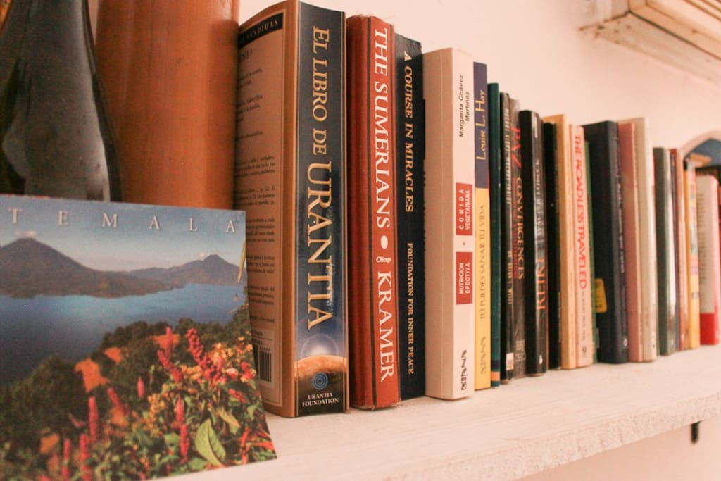 Books for Sharing | Libros para Compartir