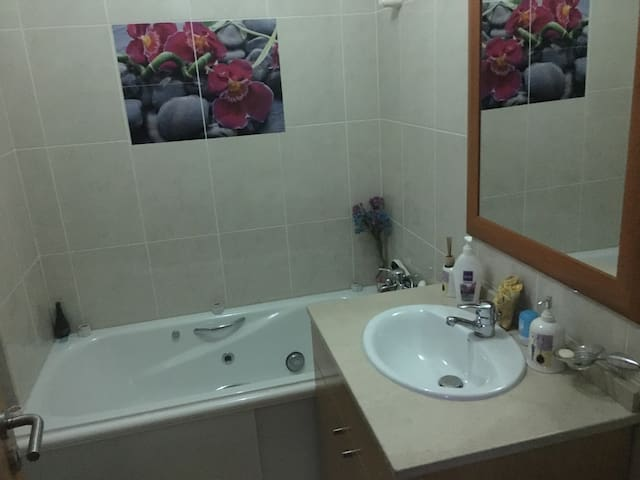 Nice private suite in covilha!