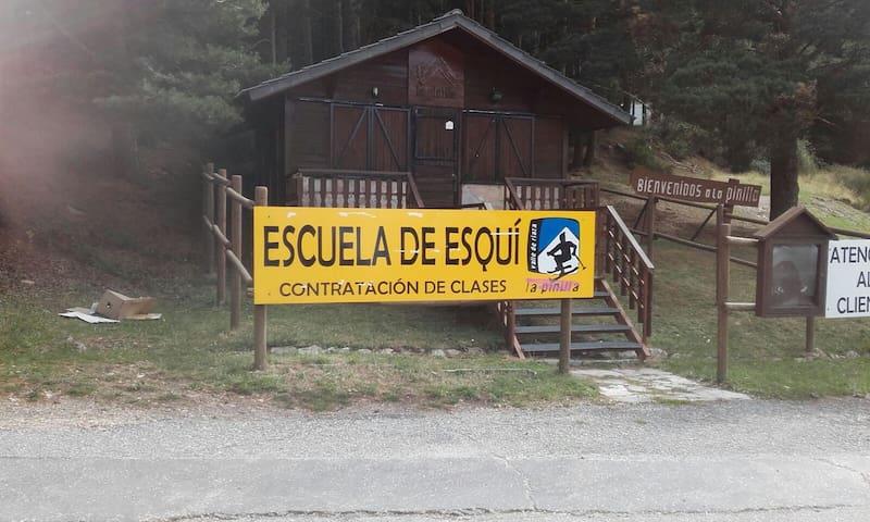 Estacion de Ski La Pinilla - La Pinilla - Apartamento