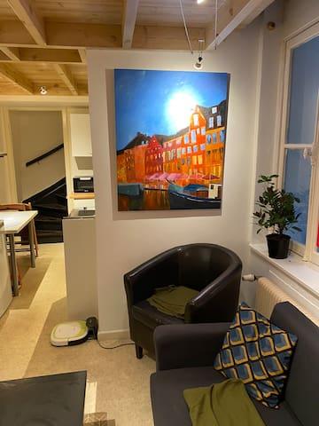 Cozy duplex studio in Brussels center