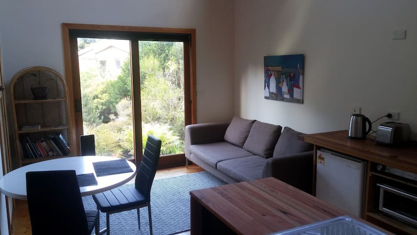 Comfy Studio in South Hobart - South Hobart - Wohnung