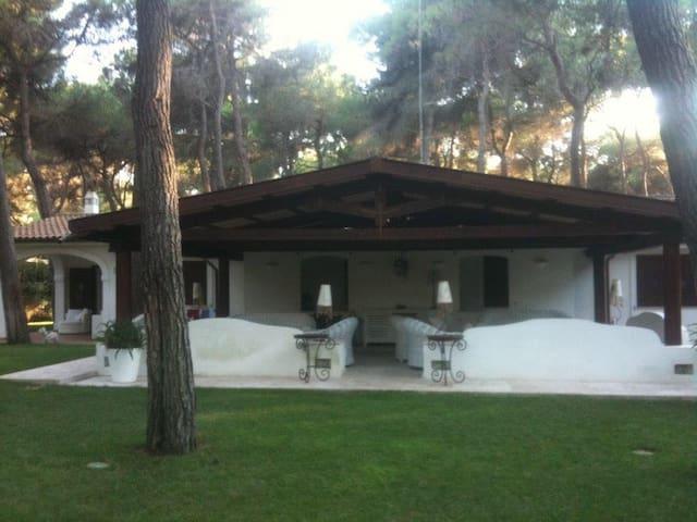 Villa Reggia dei Tessali Pugliaresort
