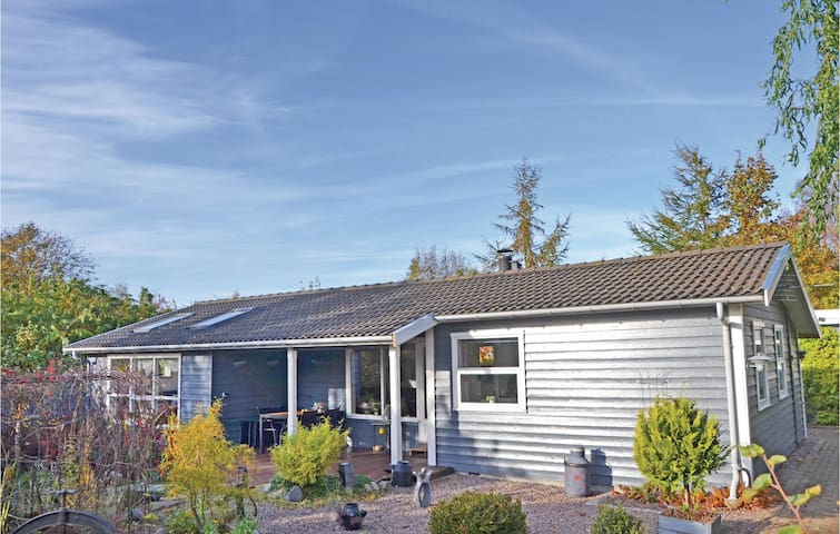Holiday cottage with 2 bedrooms on 80m² in Jægerspris