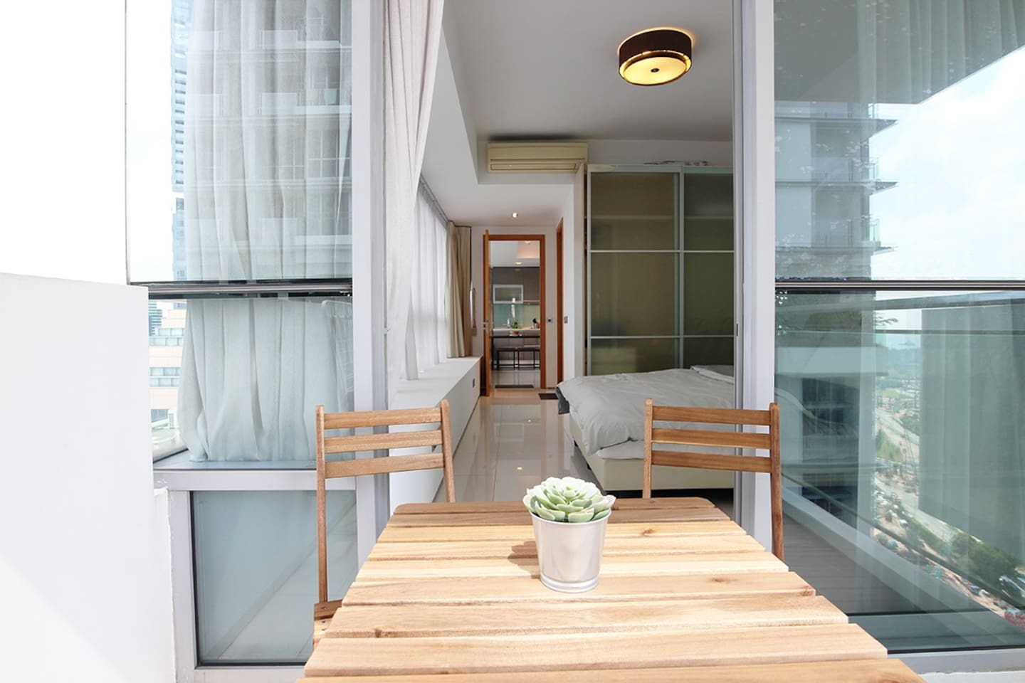 Leisure1BR APT located5 mins from Tg Pagar MRT
