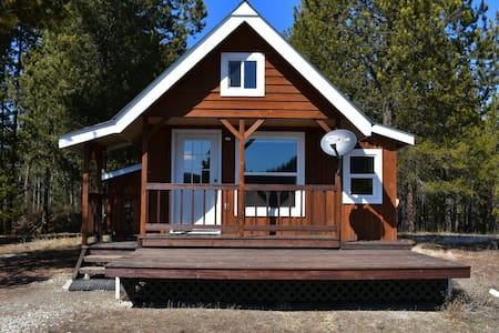 Your own little cabin