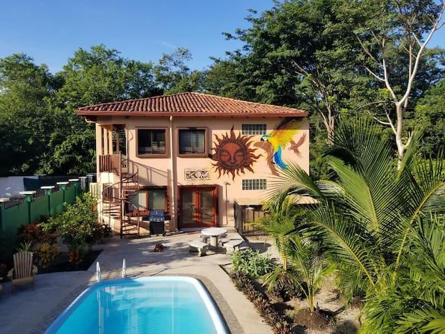Casa Grande  150' from Beach.   Best Location !!