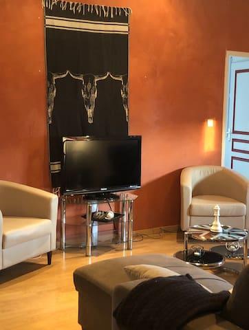 """Appartement 120m2 à Montauban """"Albasud"""""""