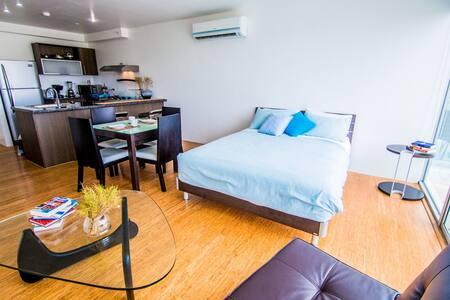 Apartamento Studio - Maria Chiquita