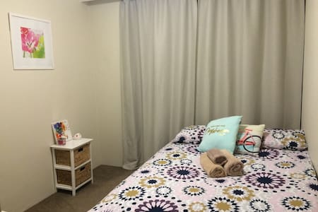 Comfortable, double bed city apartment - 达令赫斯特 - 公寓