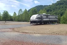 RV and primitive camping sites also available