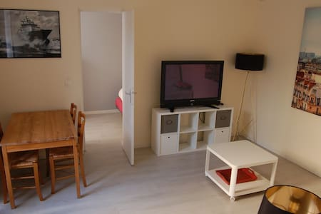 35 sqm (2 rooms) Your shelter when visiting Paris