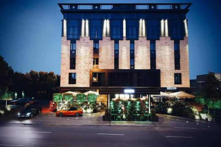 Berd's Design Hotel - Superior Room