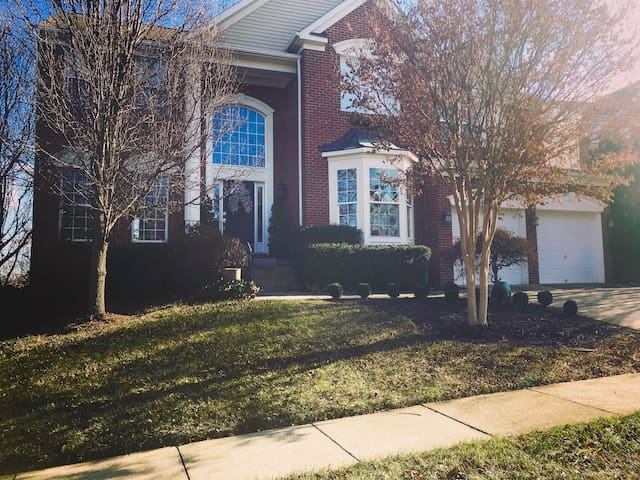 Gorgeous house in Meadow Branch area of Winchester