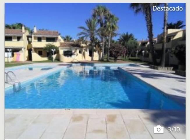 Apartamento piscina