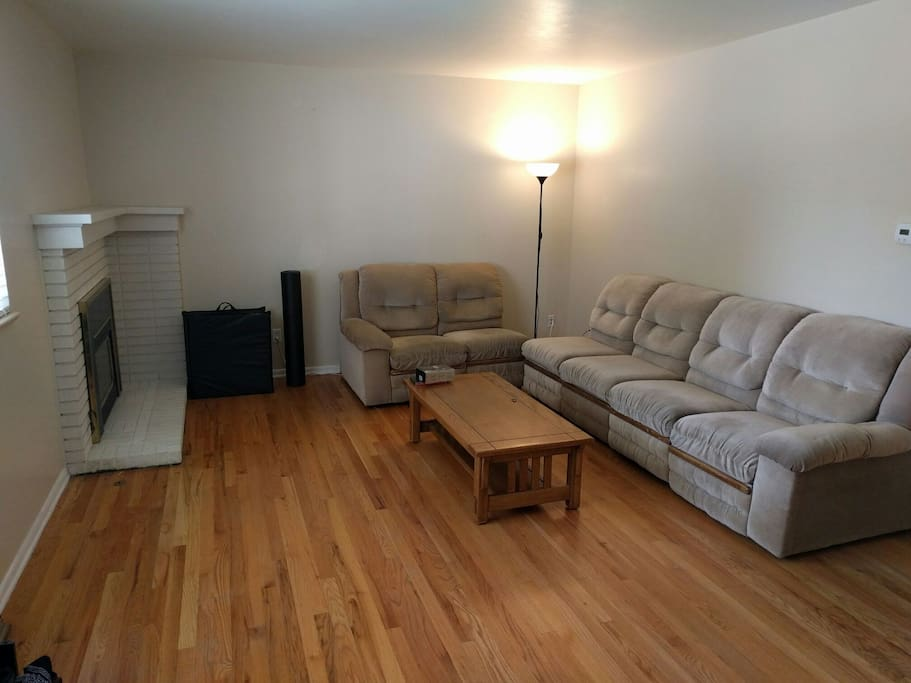 Here's the living room