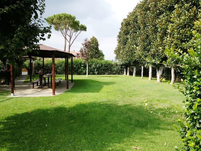 Stanza/Apt in Villa nel Verde a Roma/Ciampino