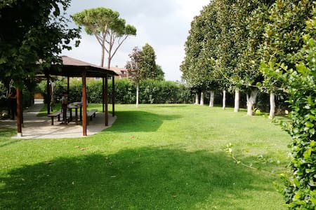 Room/Apt in green Villa (Rome/Ciampino Airport )