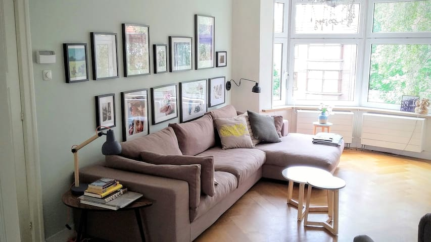 Beautiful 2 bedroom apartment close to everything - Rotterdam - Apartment