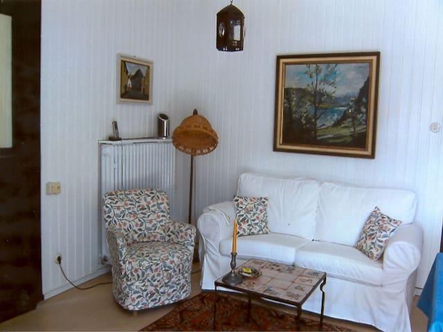 Appartement Horrido, (Badenweiler), Ferienwohnung 60qm, 1 Schlafzimmer, max. 2 Personen