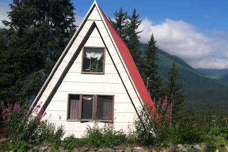 Girdwood View A-Frame - Anchorage - House