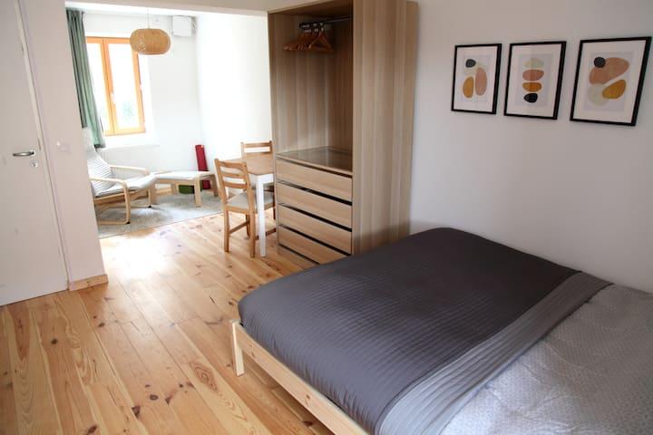 "Petit Studio ""cozy"" à Saint Just d'Avray"