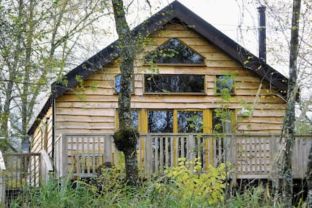 Rowan Log Cabin, Dalavich, Loch Awe - Argyll and Bute