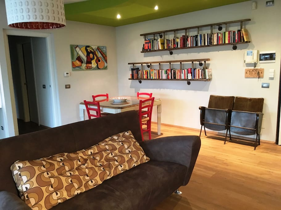 Parma citt appartamento creativo appartamenti in for Appartamenti arredati in affitto a parma