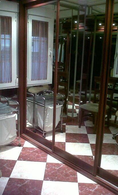 Habitación espejo