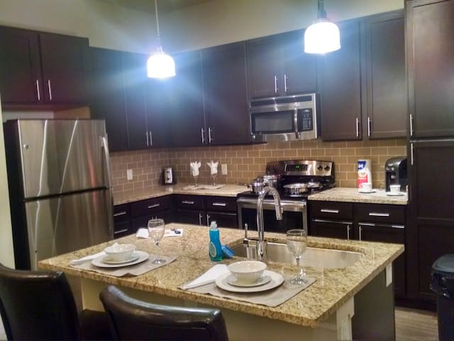 -01- Great 2 bedroom condo for your Nashville stay - Nashville - Apartamento