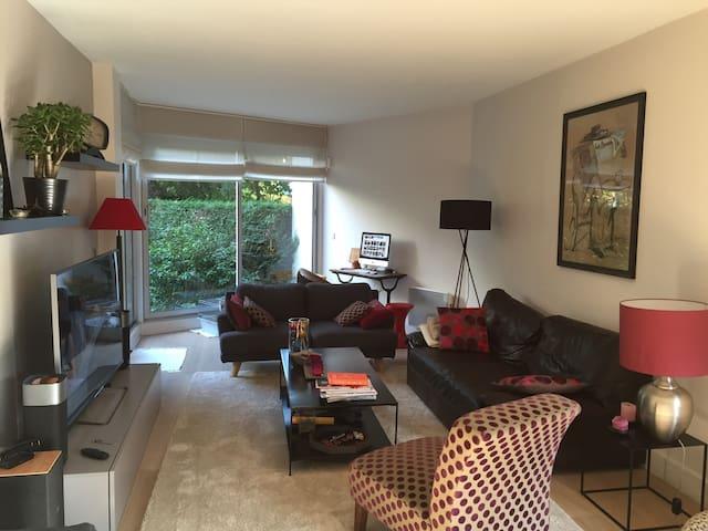 110m² grande terrasse, près chateau - Rocquencourt - Appartement