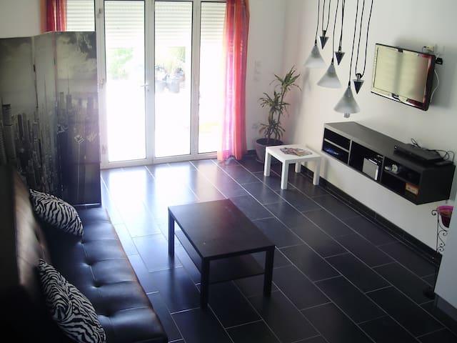 Appartement neuf 50 m² proche mer - Saint-Cyprien - Apartemen